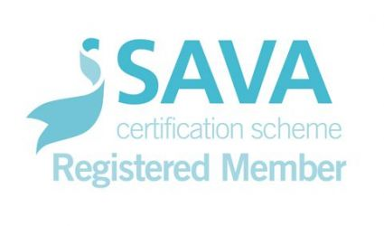 SAVA CS Registered Member logo